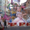 Mere Fallas is Loosed upon Valencia