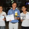 International Students Win Valencian Robot Award