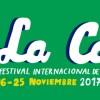 The Cabina; a Festival Half Full