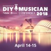CD Baby & Berklee Valencia present: The DIY Musician Conference (Europe), April 14-15, 2018.
